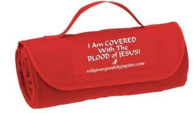 For the Christian who has everything.