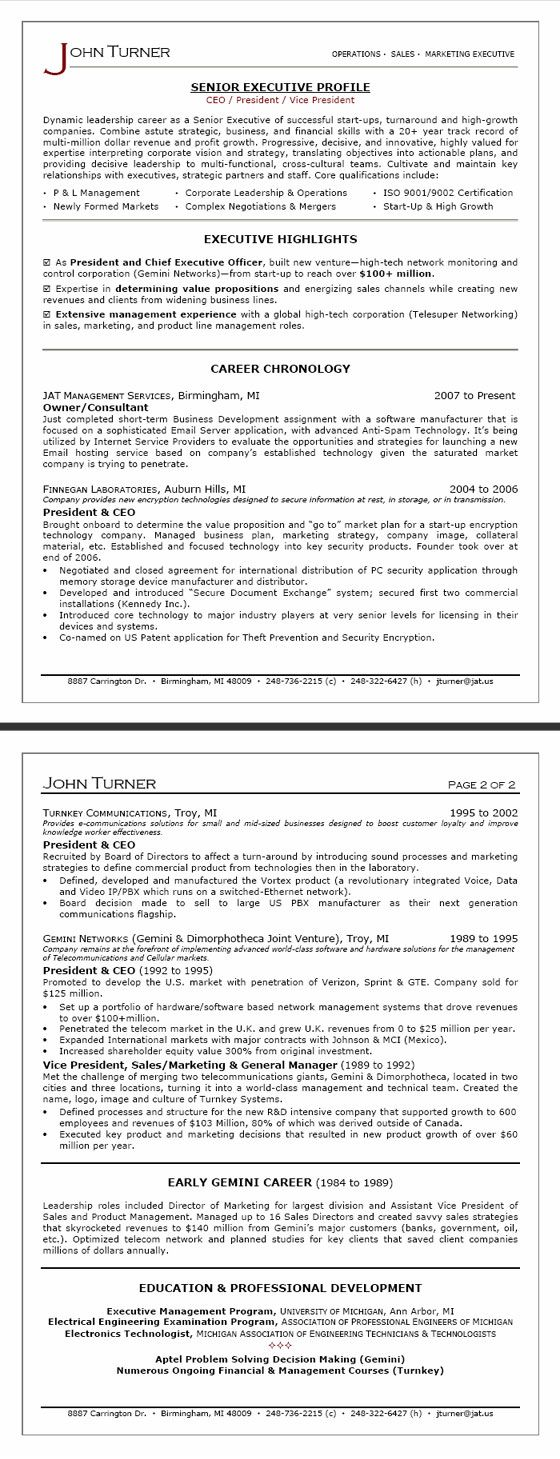 1000 ideas about executive resume resume resume executive resume package
