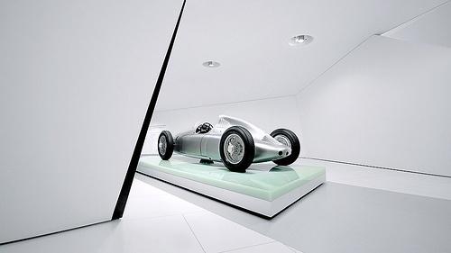 Porsche Museum in Zuffenhausen/Stuttgart (DE) by Dutch photographer sjoerdtenkate.com