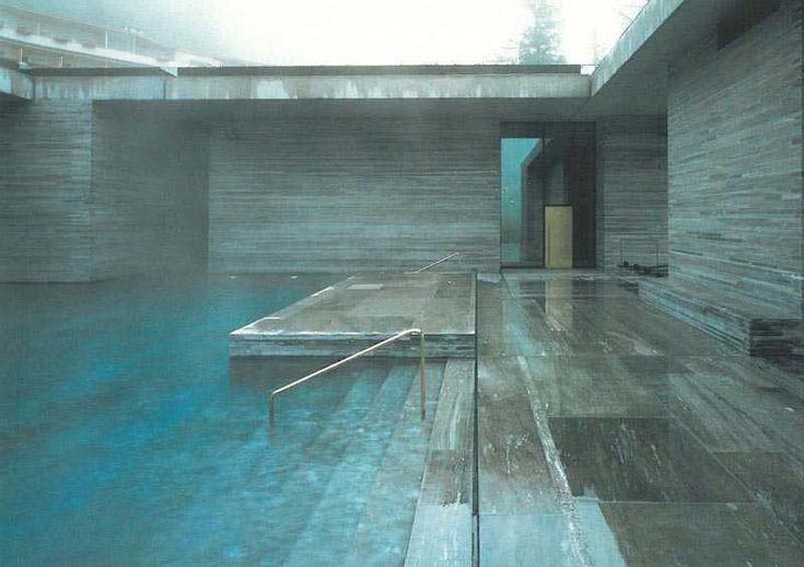 25 best ideas about peter zumthor on pinterest peter for Design hotel vals