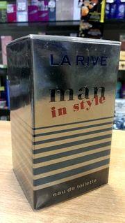 Косметика и Парфюмерия Санкт-Петербург: LA RIVE Man in Style купить в СПб