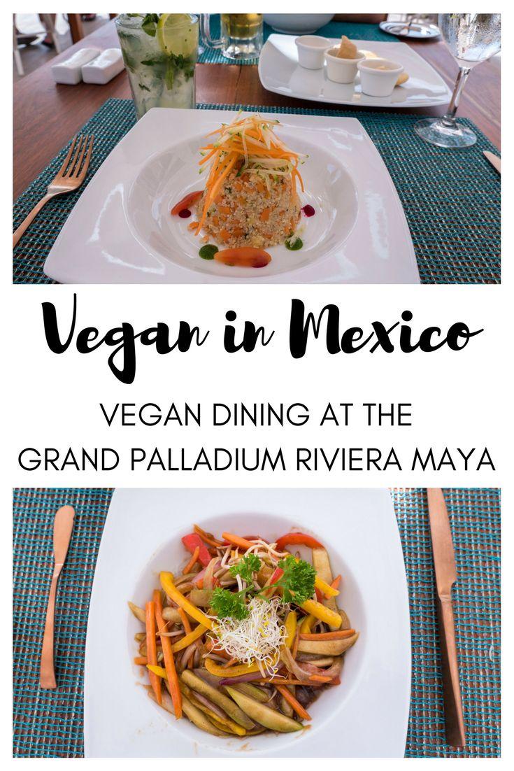 Vegan in Mexico: Grand Palladium Riviera Maya | Riviera Maya, Mexico | Mayan Riviera, Mexico | Vegan Dining Guide | Vegan Restaurants | Vegan Resort in Mexico