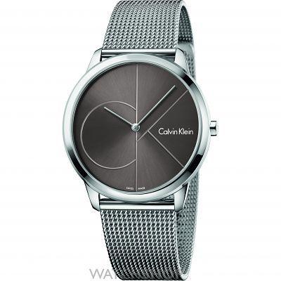 Unisex Calvin Klein Minimal Watch K3M21123