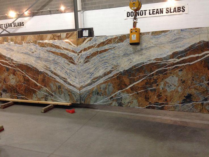 Marble Small Block : Best stone slab ideas on pinterest small backyard