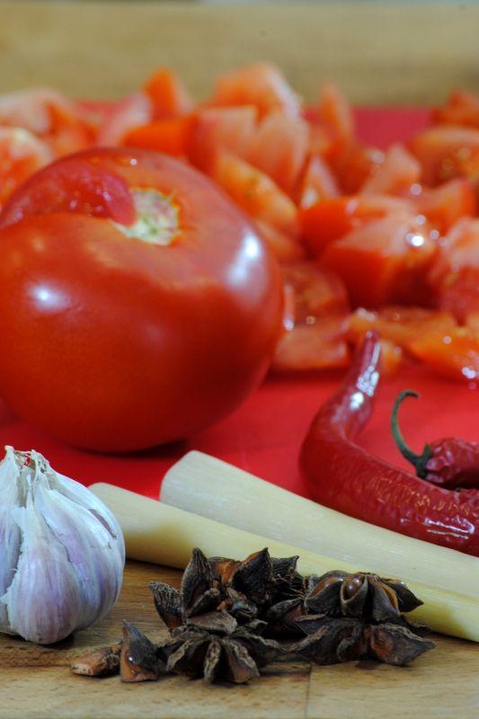 Dżem z papryczek chili. Fot. K Bellingham
