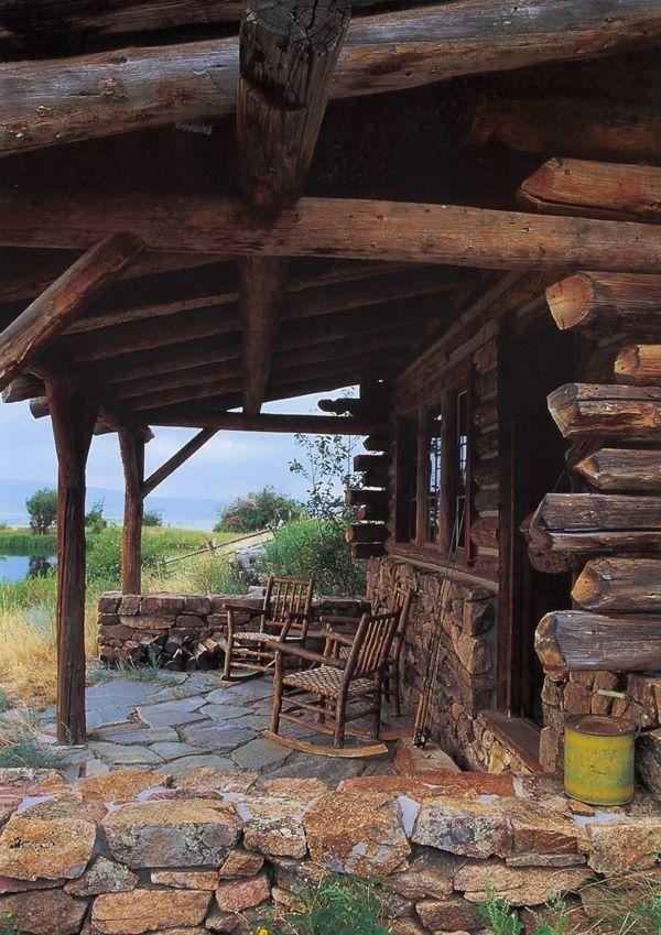 615 Best Primitive Front Porches Images On Pinterest