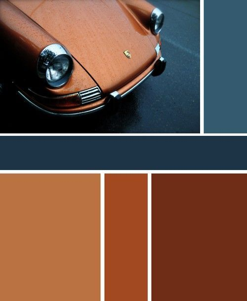 teale, copper and green decor | 1000+ images about Color Schemes on Pinterest | Color palettes, Paint ...