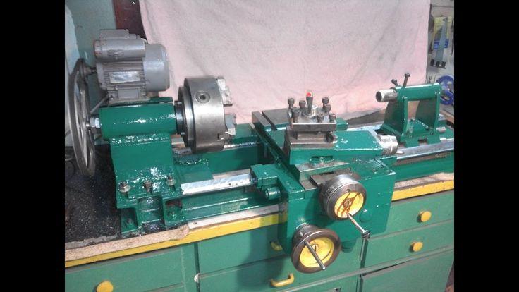 Frezowanie na tokarce/milling on the lathe