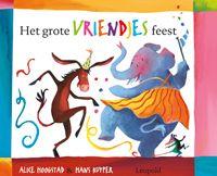 Deze kerntitels zijn speciaal geselecteerd bij het thema van de Kinderboekenweek: Feest! Op deze pagina vindt u vanaf eind augustus de aanvullende lesmaterialen voor groep 1 & 2 bij het Lespakket Kinderboekenweek 2014. Tot die tijd kunt u hier vast bekijken bij welke boeken er lessen gemaakt worden.