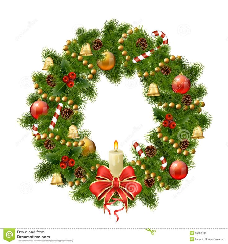 Christmas Tree Png Clipart Google Search Wreaths
