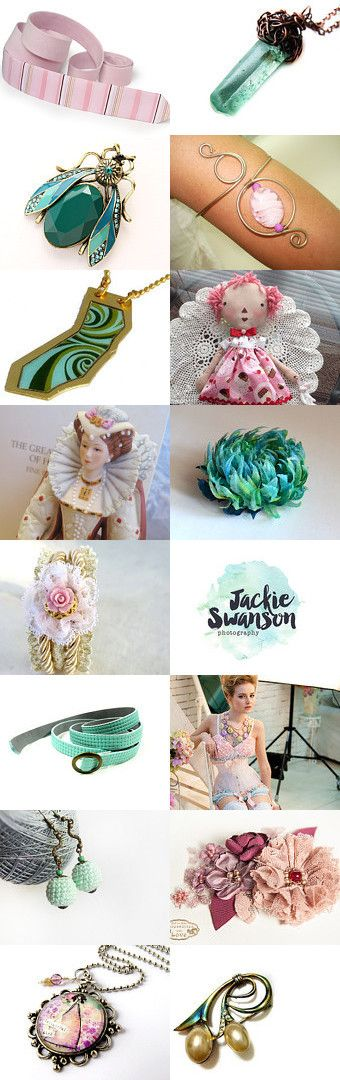 ROMANTIC SENSE by Anna Margaritou on Etsy--Pinned with TreasuryPin.com