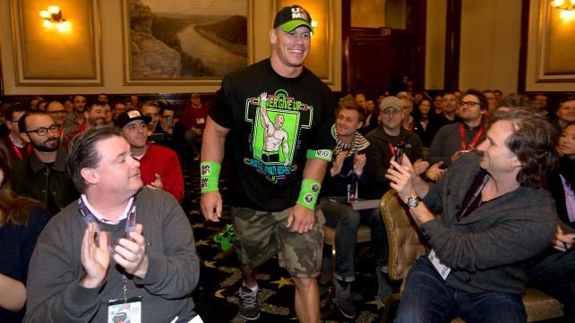John Cena and Stephanie McMahon take over South By Southwest 2014