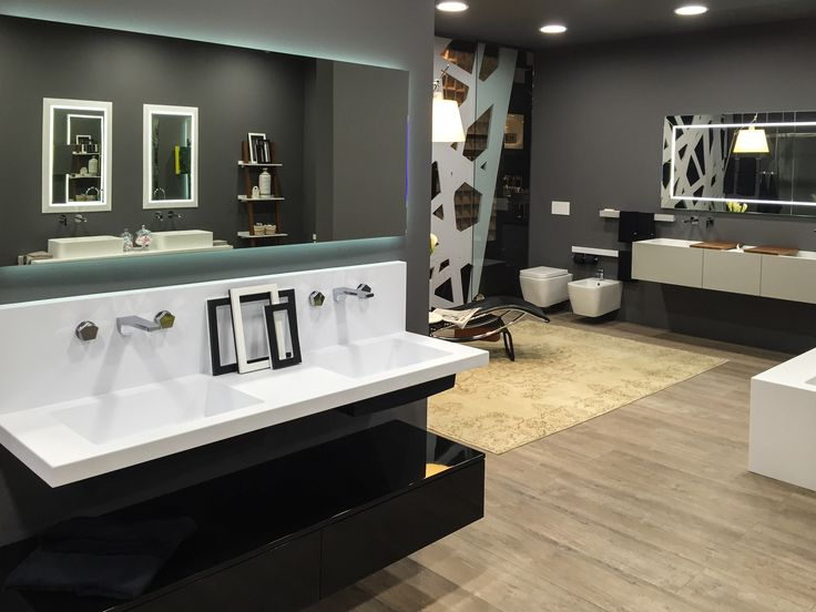 News colors for sinks, showers, vanities from MOMA Design!