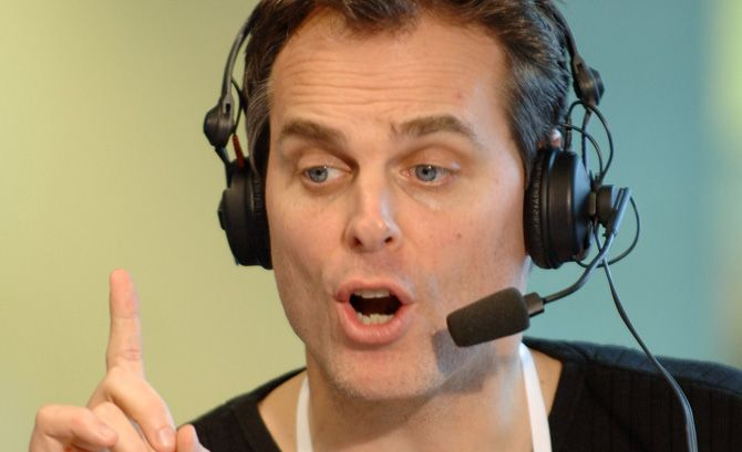 Could Colin Cowherd's Anti-Dominican Rant Cost Him New Job At Fox?