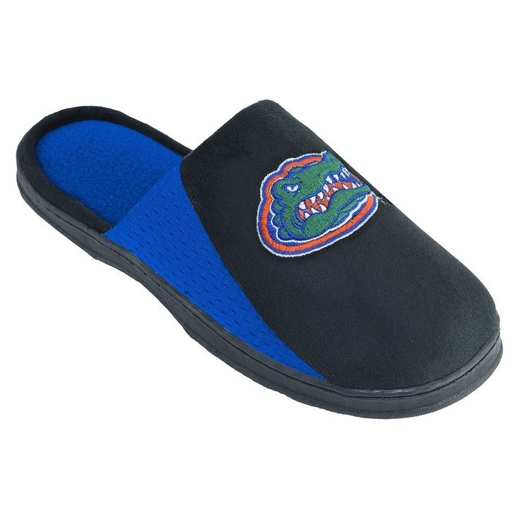 Men's Florida Gators Scuff Slippers, Size: Medium, Black