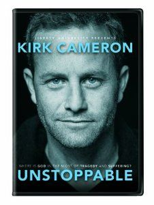 Unstoppable by Kirk Cameron  Reminding us that there is great hope, UNSTOPPABLE creatively tackles the age-old question: Where is God in the midst of tragedy and suffering?