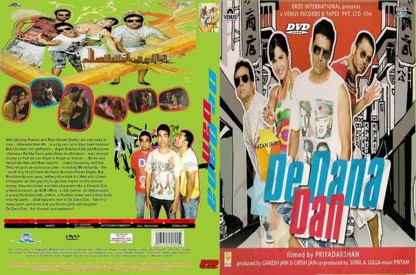 De Dana Dan 2009 Hindi Movies Online Download Movies Hindi Movies
