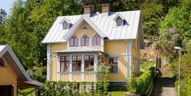 Asking price: 7.5 million:     Grimmeredsvägen 121b 5 rooms