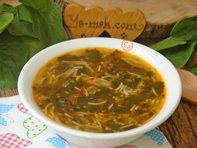 Besleyici ve doyurucu nefis bir sebze çorbası tarifi...