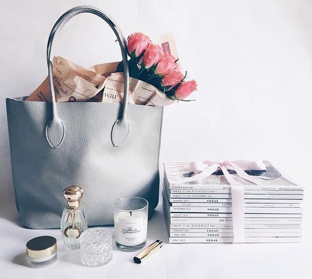 Roses and Journals.