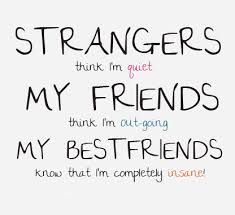 crazy friend quotes - Google Search