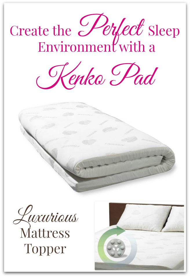 Luxurious Mattress Topper Kenko Pad