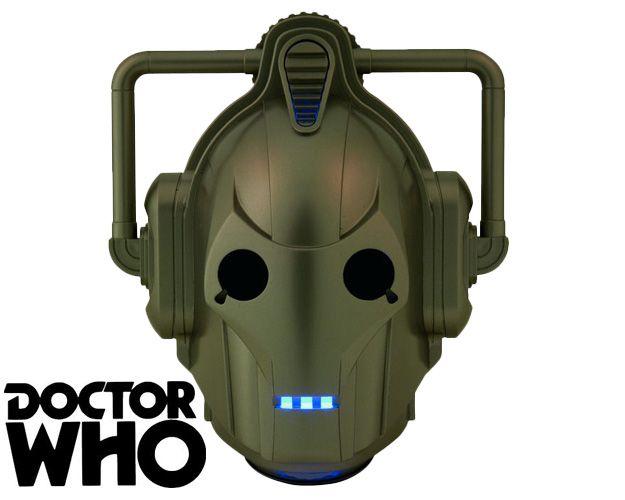 Rádio AM/FM Doctor Who Cyberman
