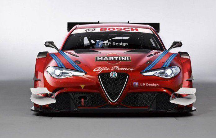 Alfa Romeo Giula