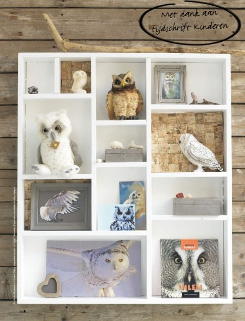 Type case with owls #owl #letterbak