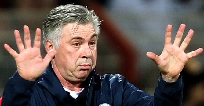 Managing Real Madrid is a draining experience – Carlo Ancelotti - http://rmfc.club/team-news/managing-real-madrid-draining-experience-aecarlo-ancelotti-2-967/
