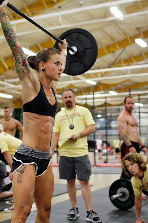 Christmas Abbott: Finding Her Purpose with CrossFit