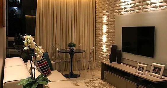 Idéias de decoração de quarto pequeno para você se inspirar em … Elegante, …   – Postagens do Blog Os Encantos do Mundo