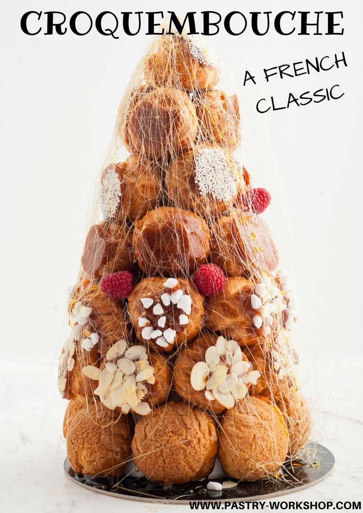 Croquembouche - a French classic!