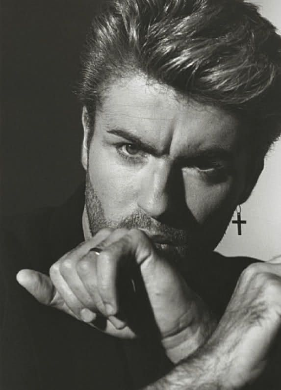 George Michael   by Herb Ritts, Los Angeles, c.1988