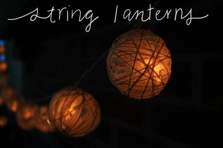 String Lanterns
