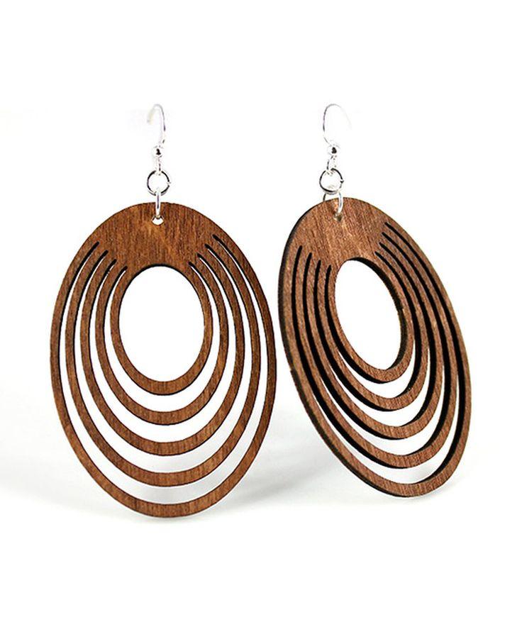 25 Unique Wooden Earrings Ideas On Pinterest Diy