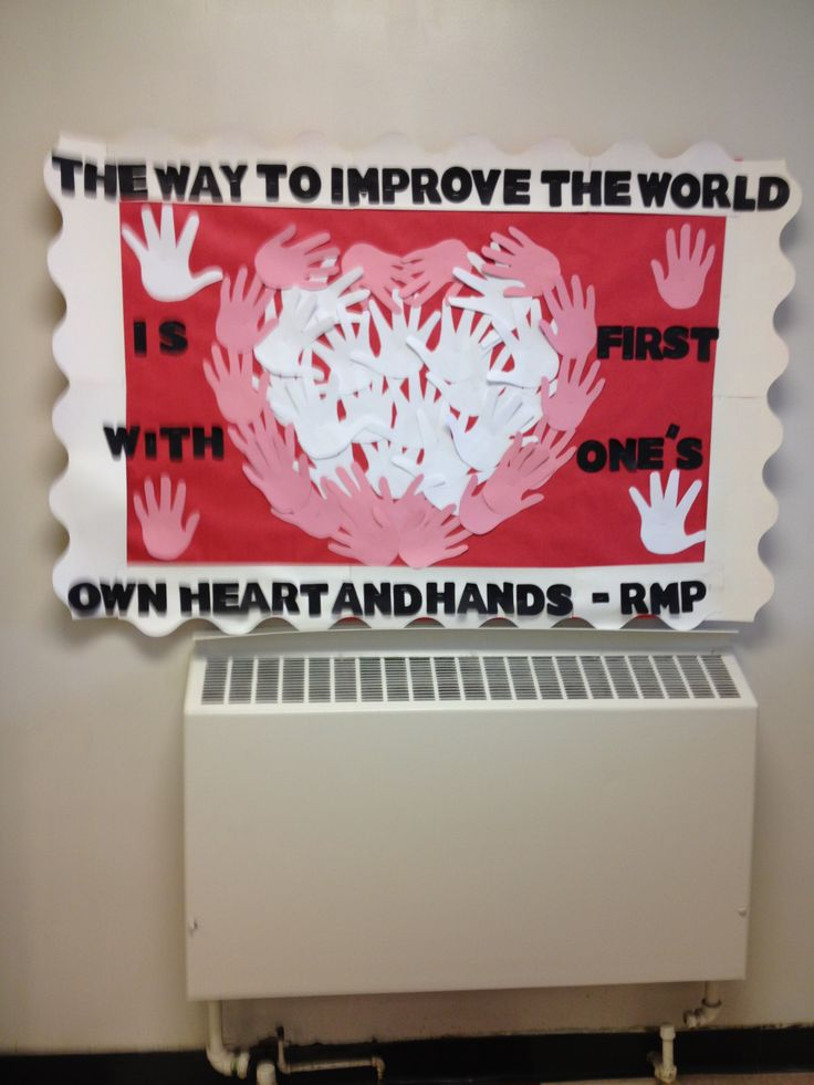 36 best bulletin boards (valentine's day) images on pinterest, Ideas