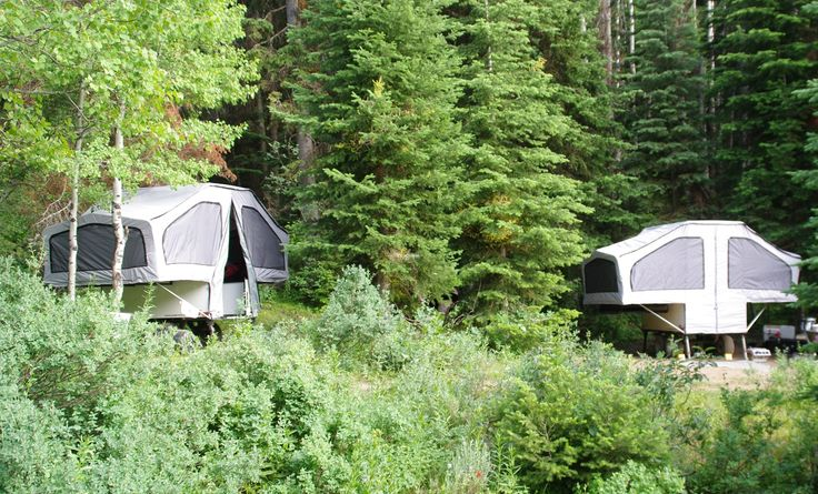 Utv And Atv Camping Trailers Light Enough To Pull Behind