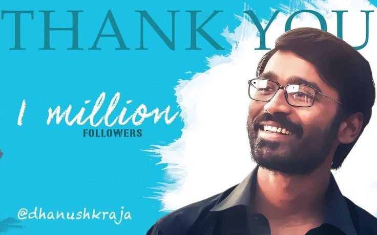 "After hitting two million followers on Twitter, actor #Dhanushthanked his fans and well-wishers for ""the love and support"", saying he will work hard to meet their expectations. The ""Aadukalam"" star, who is married to southern superstar Rajinikanth's daughter Aishwaryaa, shared his excitement after having amassed two million followers on the micro-blogging site.   http://laysalaysa.com/actor-dhanush-thanked-his-fans-and-well-wishers-for-the-love-and-support/"