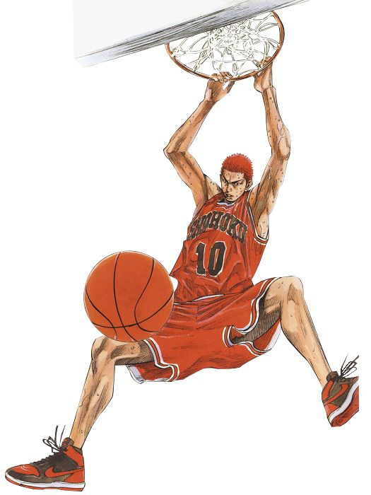 slam dunk photo: Sakuragi Hanamichi Sakuragi6.png