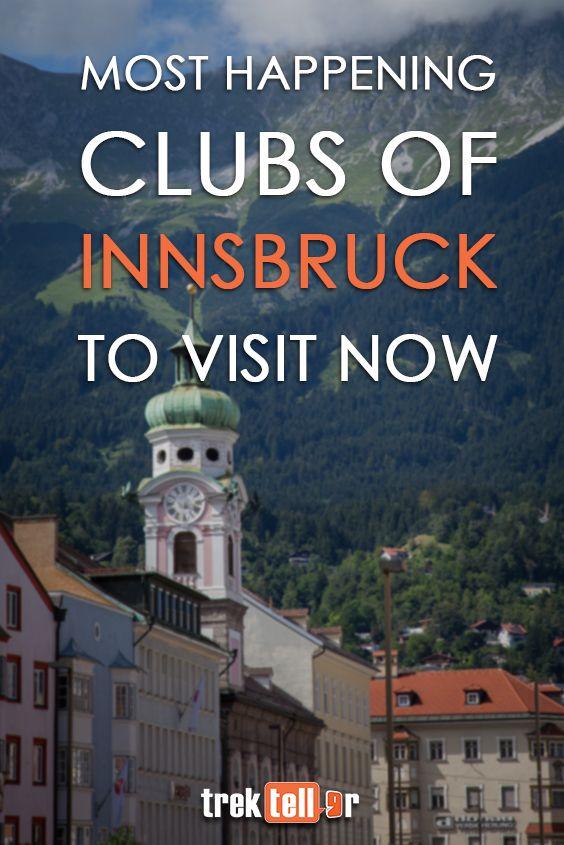 Visit These Most Happening Clubs in Innsbruck