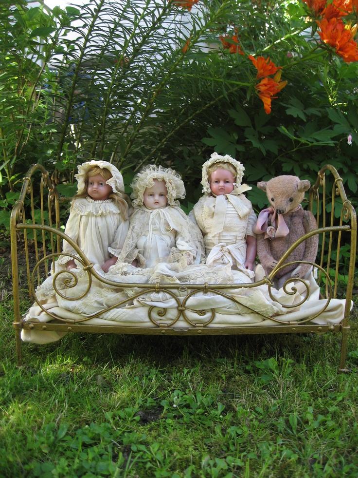 Pierotti Wachspuppen / wax dolls    Sammlung: Lommel
