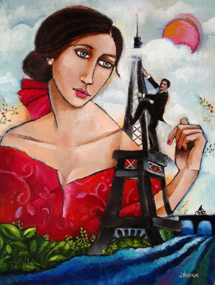 She Dreams in French by Jennifer Yoswa