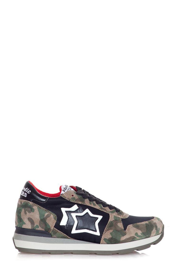 Atlantic Stars - Sneakers - 280866 - Camouflage