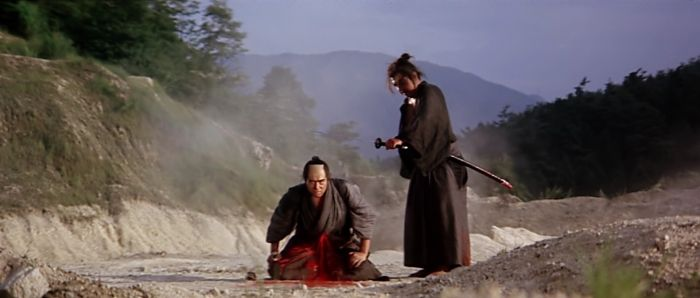 Lone Wolf and Cub #5 - Baby Cart in the Land of Demons 子連れ狼, 1973
