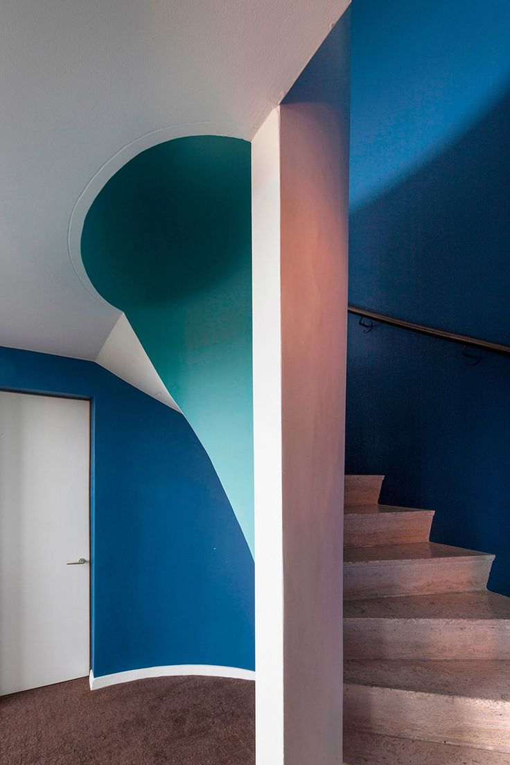 Apartment 1 in London's Highpoint II by Coppin Dockray Architects