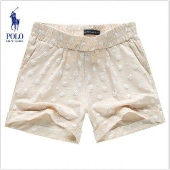 Women Polo Ralph Lauren Short Pants Beige More short sleeve shirt and long sleeve shirt available for men and women at our online shop with shocking low prices and fast delivery. No hesitation, our Polo Ralph Lauren online service representatives are here waiting for you.New fashion hot sale at Ralph Lauren Polo Outlet Store 2014, your best selection for luxury and fantastic fashion from Ralph Lauren Outlet store.