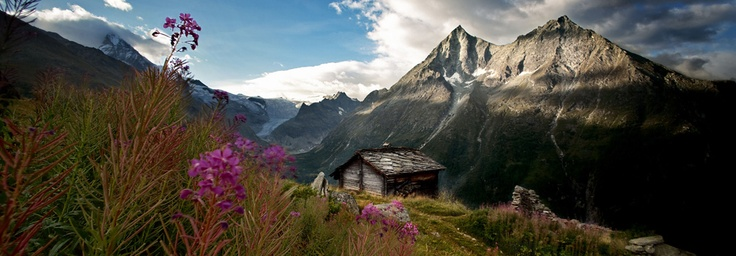 The Swiss mountains would make for a beautiful escape #JetsetterCurator