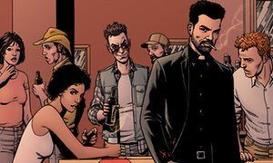 Steve Dillon, co-creator of Preacher comic book series, dies aged 54