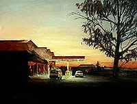 archives - walter meyer / south african oil paintings